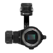 ZENMUSE X5 Part 1 Gimbal and 카메라 (Lens Excluded)