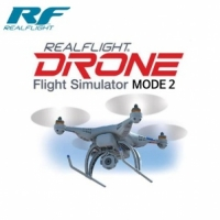 REALFLIGHT DRONE SIM W/INTERLINK MODE2